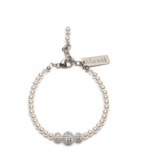 Abrazi Bruids armband A1-4-650-MC3