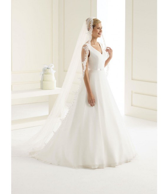 Bianco Evento Veil S129 - The Beautiful Bride Shop