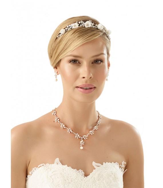 Elegante sieradenset N31 - The Beautiful Bride Shop