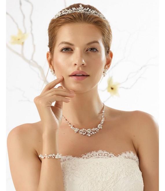Bianco Evento Tiara D40 - The Beautiful Bride Shop