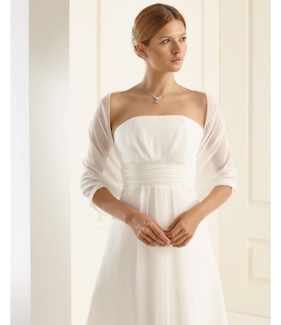 Chiffon scarf BBCE9 - The Beautiful Bride Shop