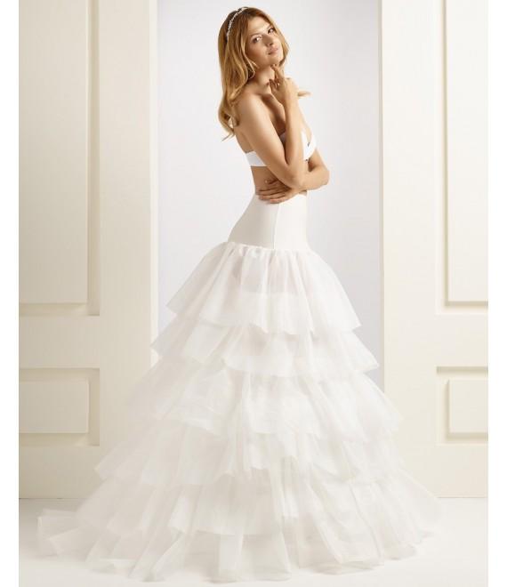 Petticoat 1-190E Poirier - The Beautiful Bride Shop