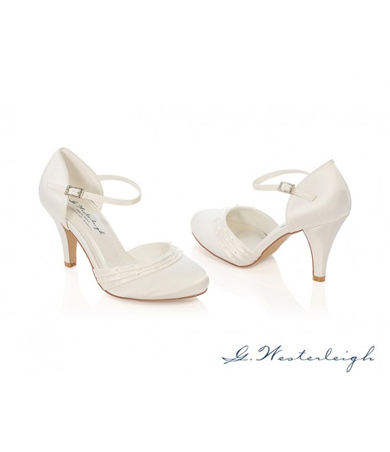 G.Westerleigh Bridal Shoes Melissa - The Beautiful Bride Shop