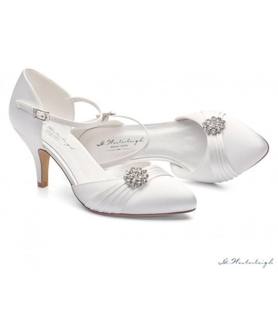 Bruidsschoenen Abigail - G.Westerleigh 1 - The Beautiful Bride Shop