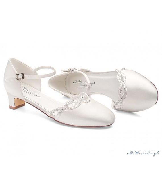 Bruidsschoenen Annie - G.Westerleigh 1 - The Beautiful Bride Shop