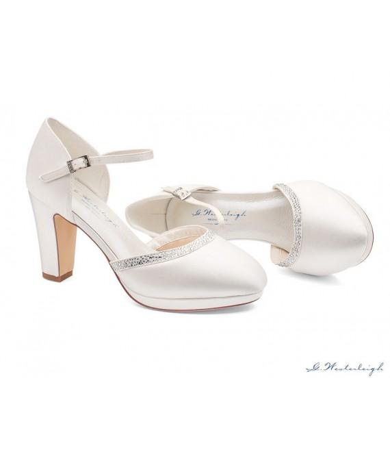 Bruidsschoenen Gabrielle - G.Westerleigh 1 - The Beautiful Bride Shop