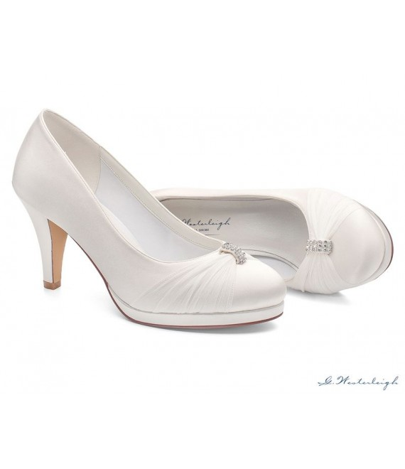 Bruidsschoenen Hannah - G.Westerleigh 1 - The Beautiful Bride Shop