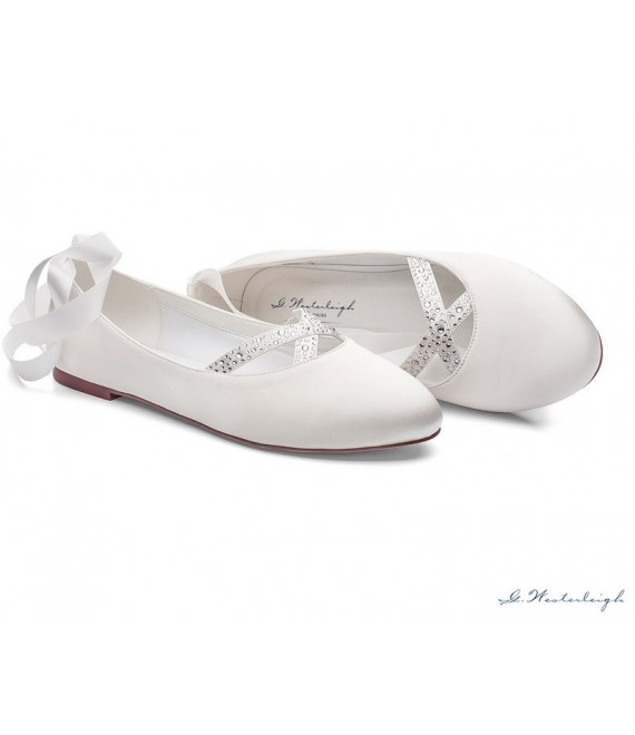 Bruidsschoenen Jenny - G.Westerleigh 1 - The Beautiful Bride Shop