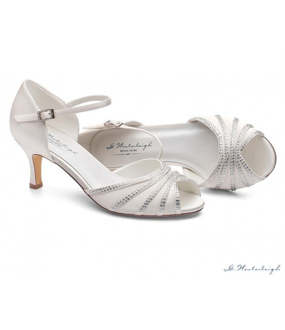 Bruidsschoenen Jessica - G.Westerleigh 1 - The Beautiful Bride Shop