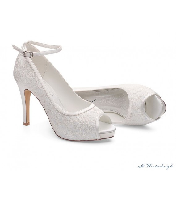 Bruidsschoenen Leila - G.Westerleigh 1 - The Beautiful Bride Shop
