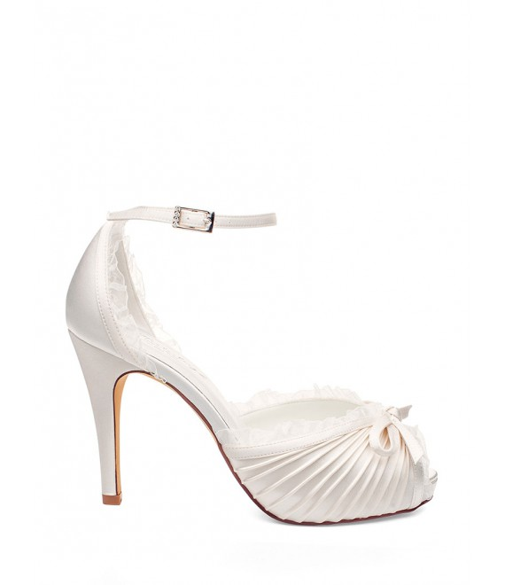 Bruidsschoenen Charlotte - G.Westerleigh 5 - The Beautiful Bride Shop