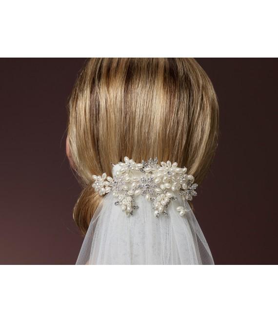 Sluierclip C-1635 Poirier - The Beautiful Bride Shop