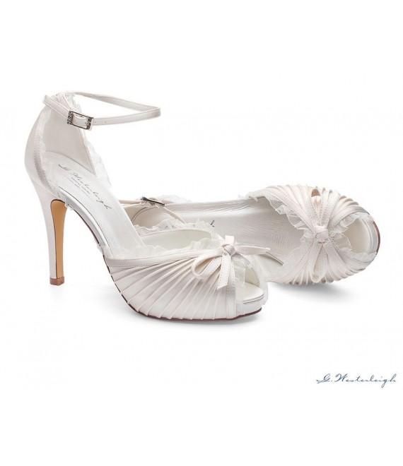 Bruidsschoenen Charlotte - G.Westerleigh 1 - The Beautiful Bride Shop