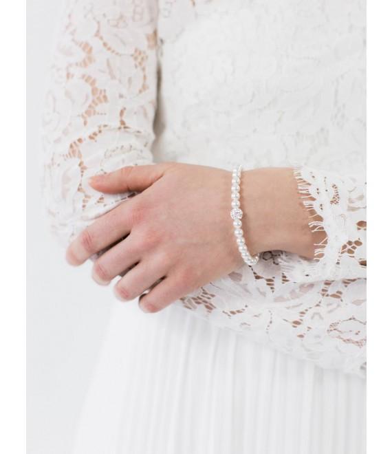 Nina | Armband Bruid - Abrazi A1-6-650-MC