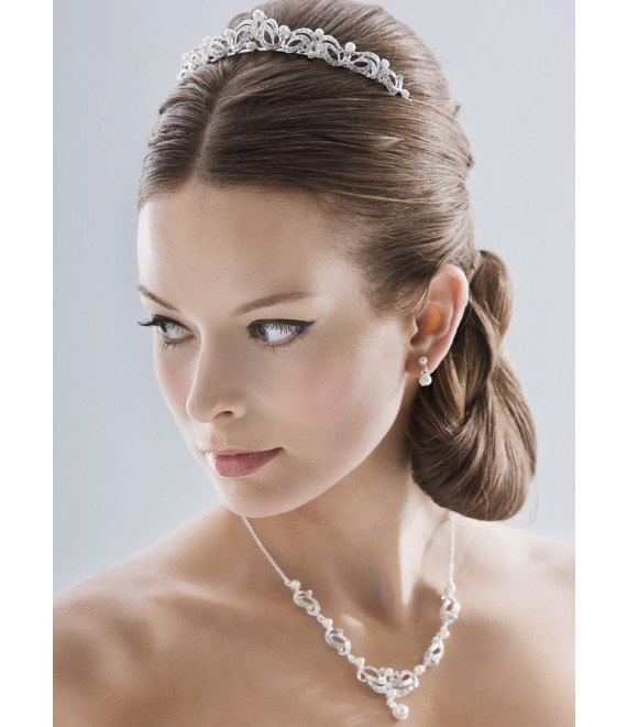 Emmerling Ketting en oorbellen 66096- The Beautiful Bride Shop