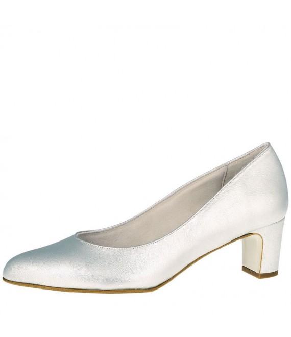 Fiarucci Bridal Bruidsschoenen Palma Zilver - 1