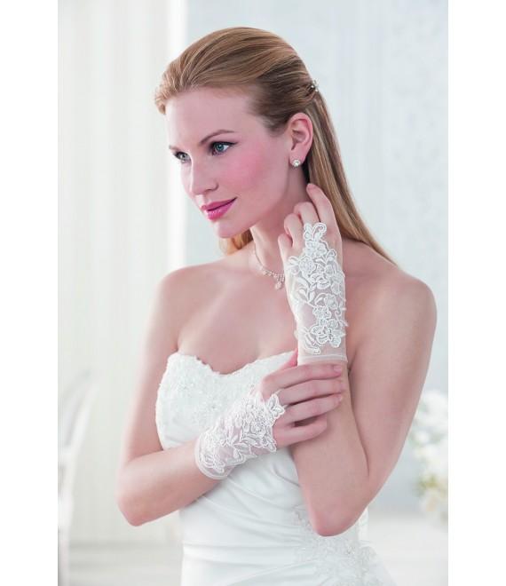 Emmerling handschoenen 40028 - The Beautiful Bride Shop