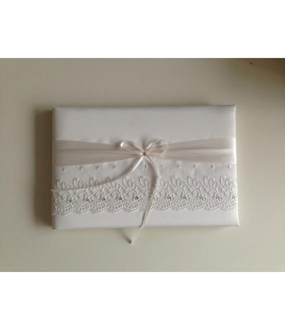 Receptieboek WGB-04 Wedding Collection Weddingitems - The Beautiful Bride Shop