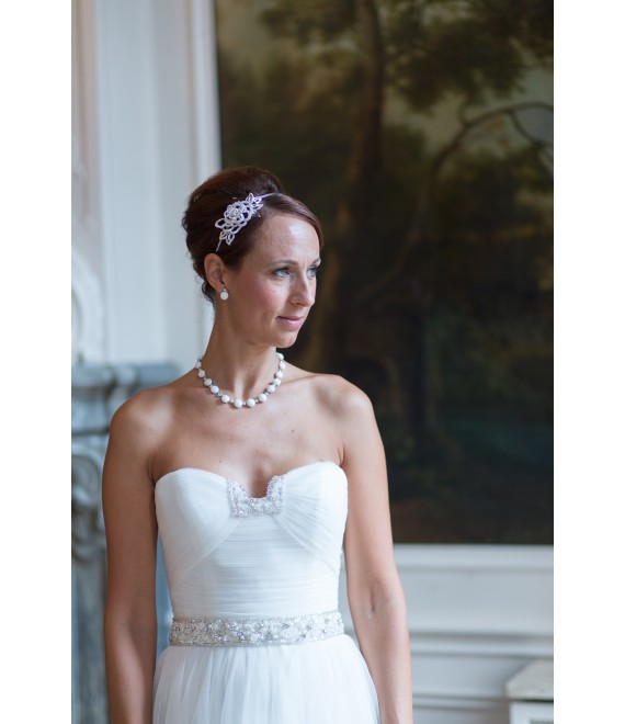 Noblesse tiara 1624 - The Beautiful Bride Shop