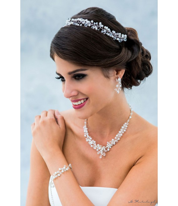 Haarband BB-8515 Poirier - The Beautiful Bride Shop
