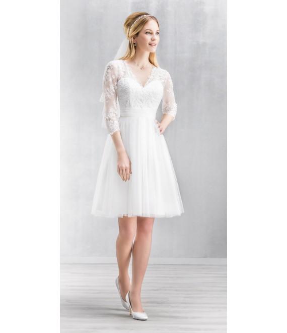 Emmerling Wedding dress Abu Dhabi - The Beautiful Bride Shop