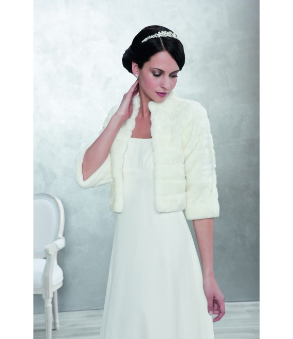 Emmerling bolero 17003 - The Beautiful Bride Shop