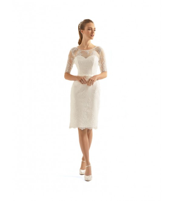 Short wedding dress Greta 3