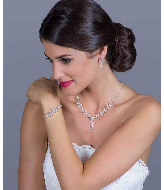 Haarband BB-8515 Poirier - The Beautiful Bride Shop