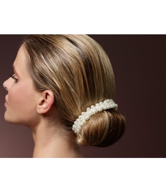 Haarband met parels BB-8779 Poirier - The Beautiful Bride Shop