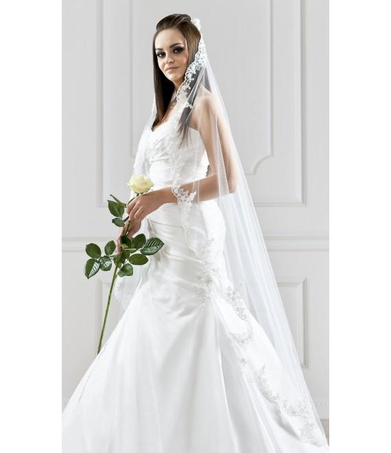 Bianco Evento Sluier S102 - The Beautiful Bride Shop