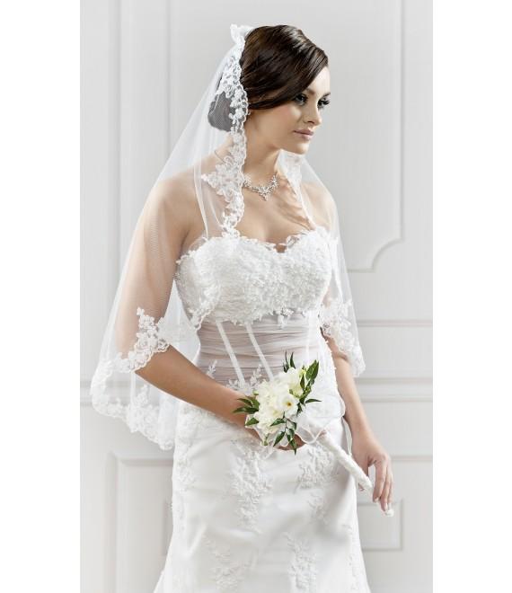 Sluier S103 - The Beautiful Bride Shop
