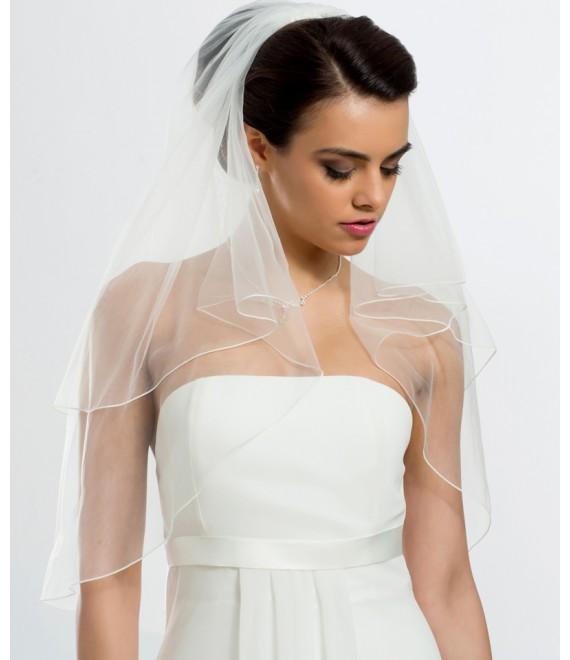 Bianco Evento Veil S70 - The Beautiful Bride Shop