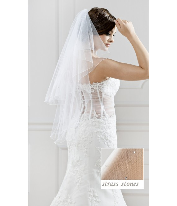 Sluier S71 Diamond - The Beautiful Bride Shop