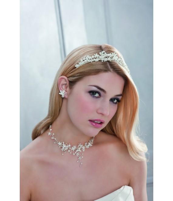 Emmerling Ketting en oorbellen 228 - The Beautiful Bride Shop