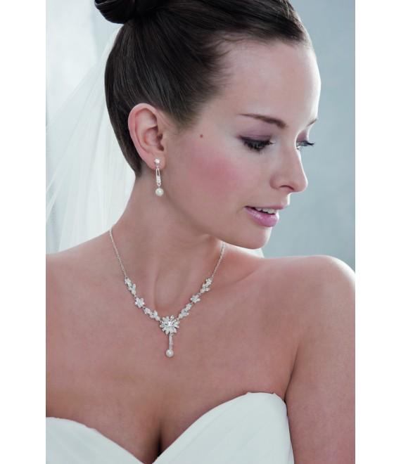 Emmerling Ketting en oorbellen 66043 - The Beautiful Bride Shop