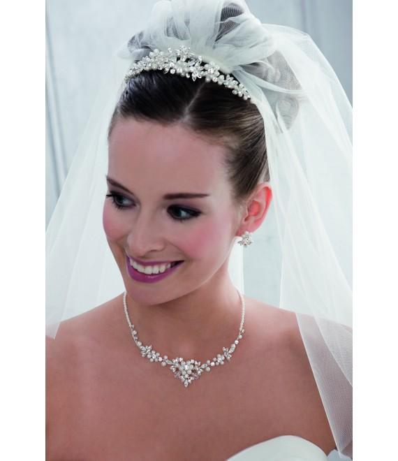 Emmerling Ketting en oorbellen 66110 - The Beautiful Bride Shop