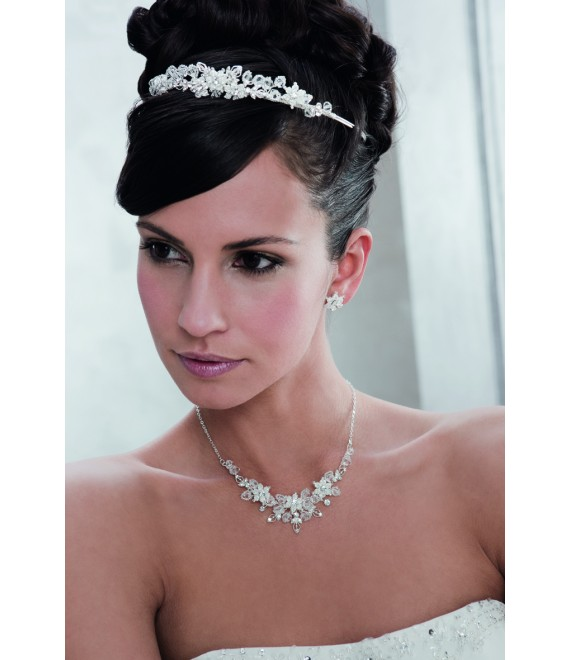 Emmerling Ketting en oorbellen 66113 - The Beautiful Bride Shop