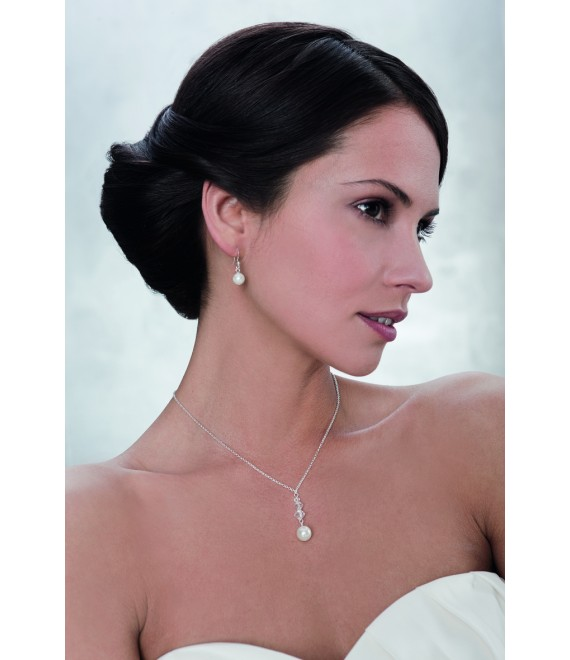 Emmerling  Ketting en oorbellen 66117 - The Beautiful Bride Shop