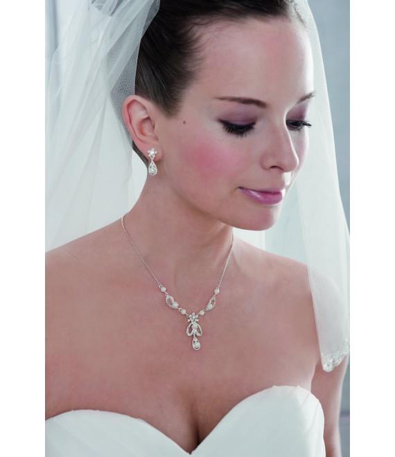 Emmerling Ketting en oorbellen 66121 - The Beautiful Bride Shop