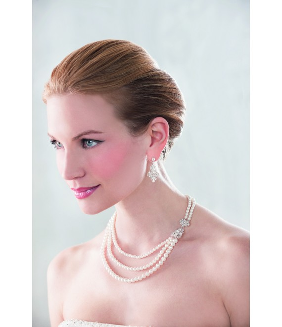 Emmerling Ketting en oorbellen 66150 - The Beautiful Bride Shop