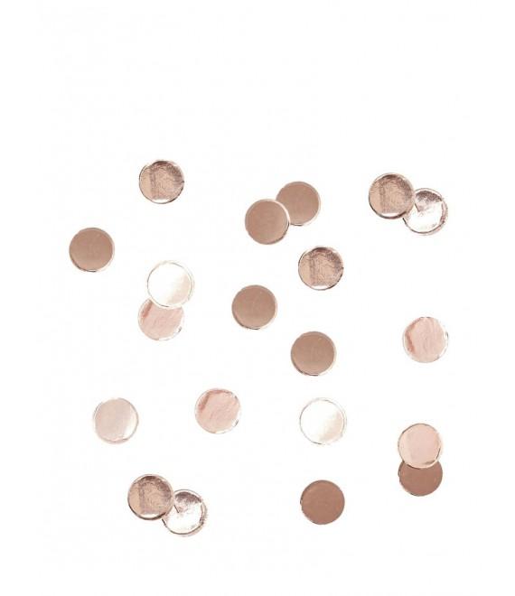 Rose Gold Table Confetti - Team Bride TB-615