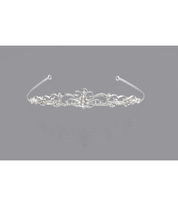 Emmerling Tiara 18135 - The Beautiful Bride Shop