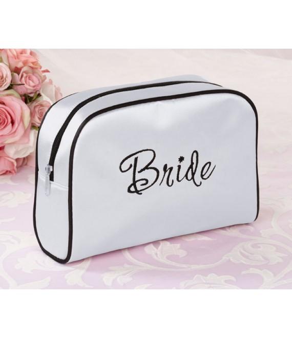 Lillian Rose make-up tasje voor de bruid TR671BR - The Beautifiul Bride Shop