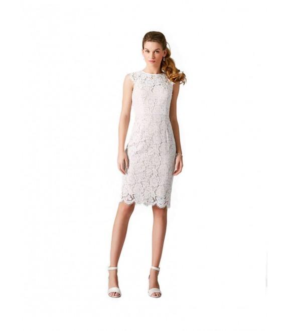 LILLY - korte trouwjurk 08-3978 1 - The Beautiful Bride Shop