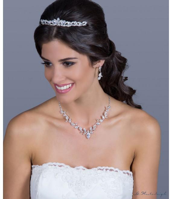 G. Westerleigh Tiara TS-J739_1 - The Beautiful Bride Shop