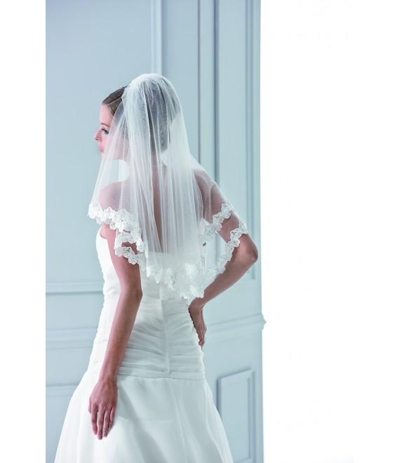 Emmerling Sluier 2331 - The Beautiful Bride Shop