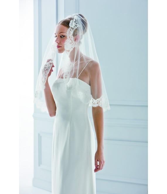 Emmerling Sluier 2844 - The Beautiful Bride Shop
