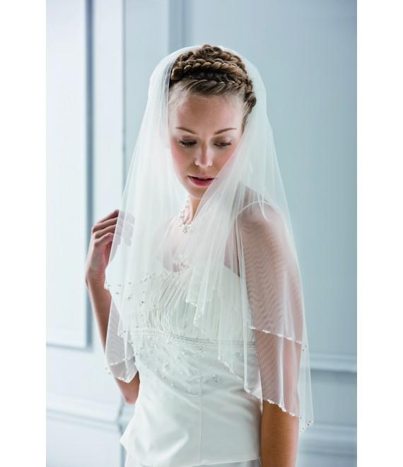 Emmerling Sluier 10024  - The Beautiful Bride Shop