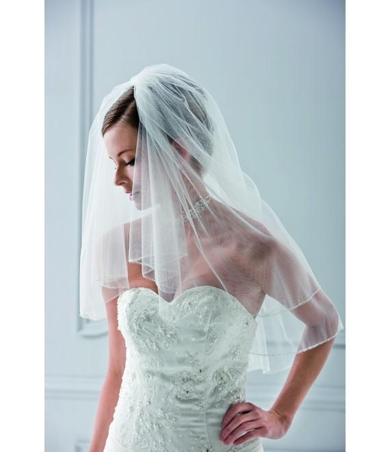 Emmerling Sluier 10033  - The Beautiful Bride Shop