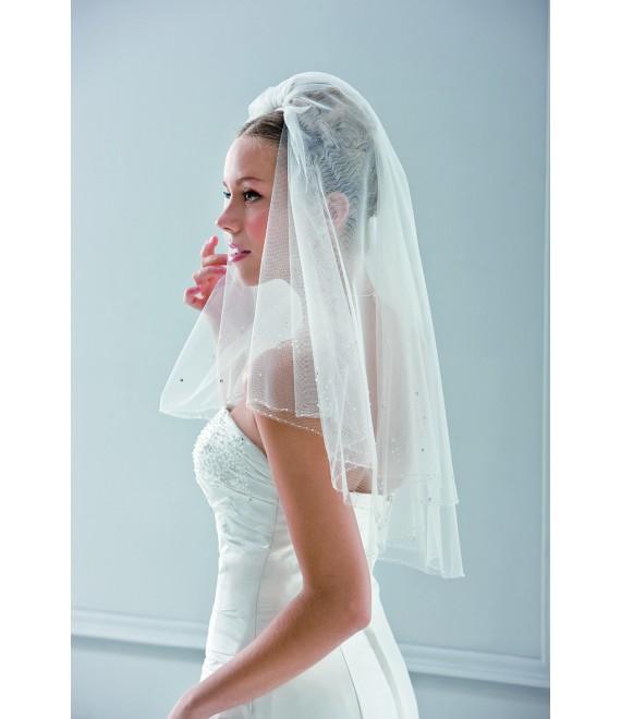 Emmerling Sluier 10054  - The Beautiful Bride Shop